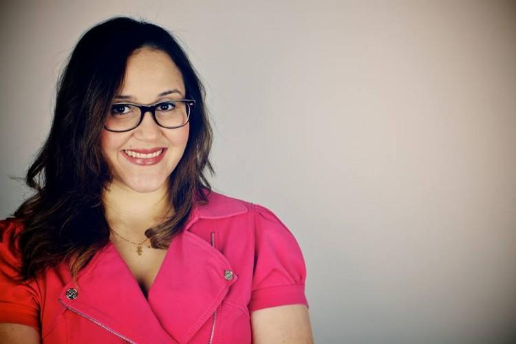 Candice Pascoal, fundadora da empresa de financiamento coletivo Kickante