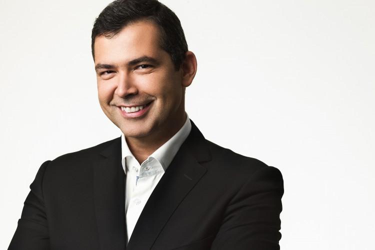O empreendedor e investidor Allan Costa, 44
