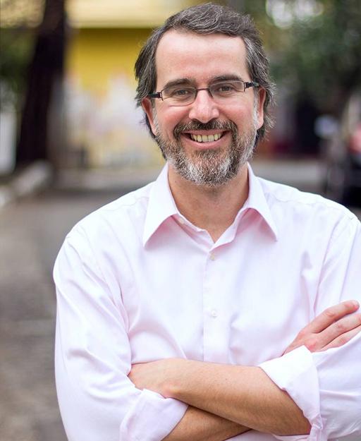 Eduardo Seidenthal, idealizador da Rede Ubuntu