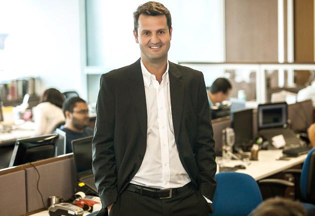 Marcelo França, 39, sócio do Celcoin