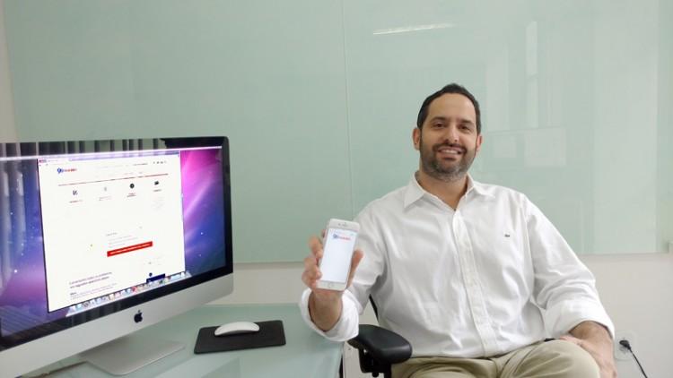 Alexandre Oliveira, cofundador da 99celulares