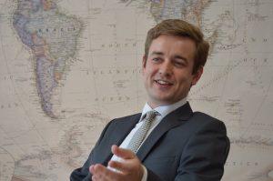 Greg Kelly, sócio do site de financiamento coletivo EqSeed (divulgação)